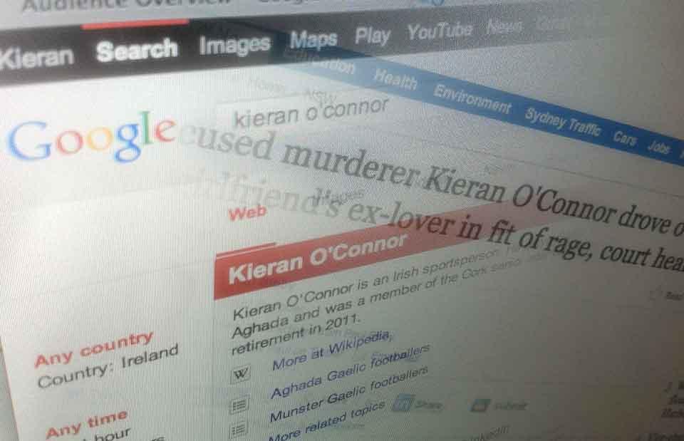 Kieran O'Connor has had many lives
